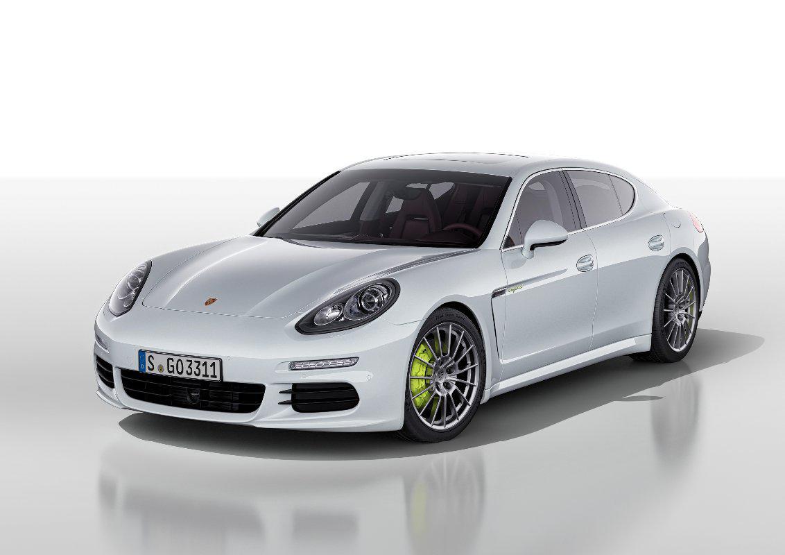 Tesla S Vs Porsche Panamera