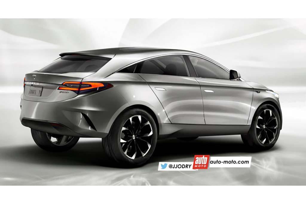 Opel 2018 Models >> Tesla Model Y Info
