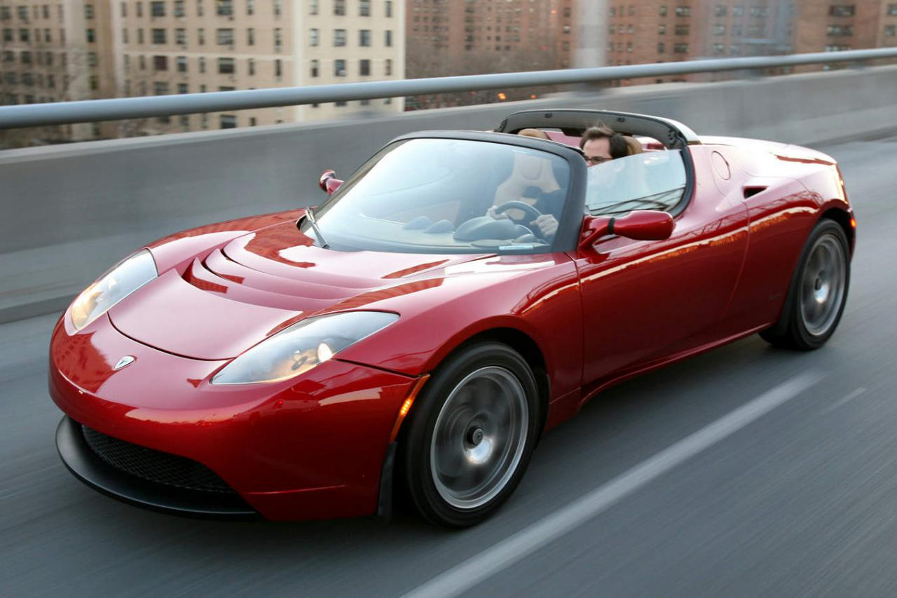 Tesla Roadster Production