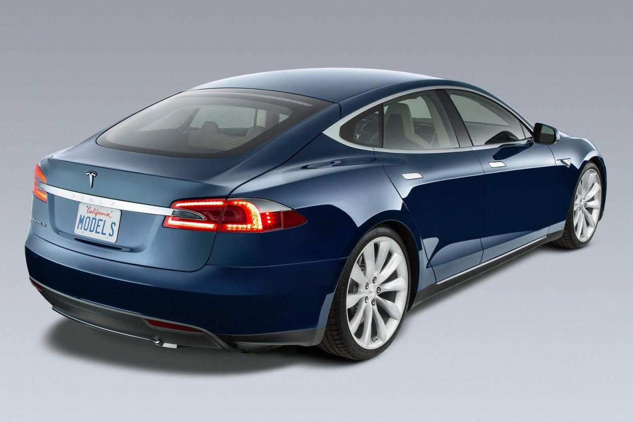 Tesla Model S Specifications
