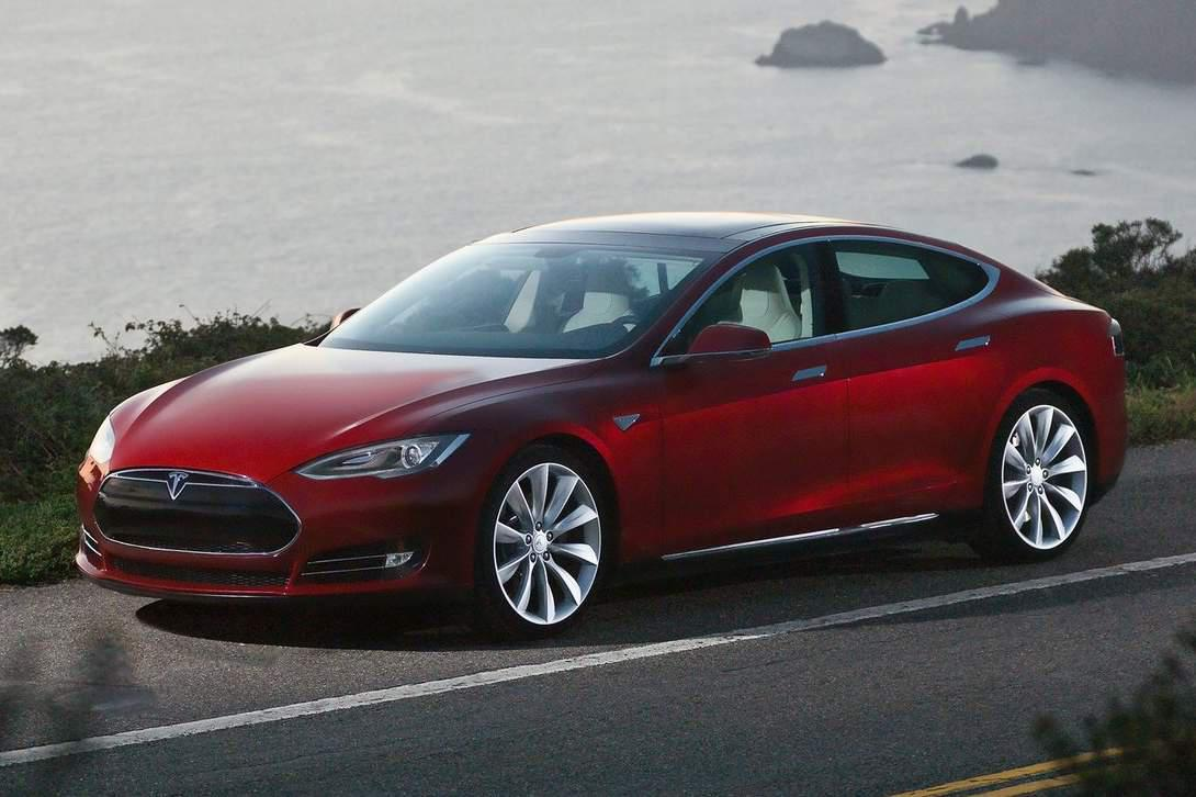 New Official Tesla Motors Tesla Model S Brochure