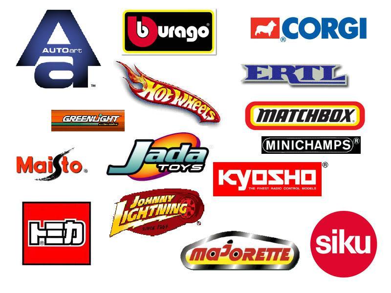 Popular Toy Brands : Die cast iron toys matchbox hot wheels general